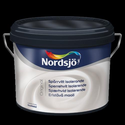 Nordsjö Original Spärrvitt Isolerande